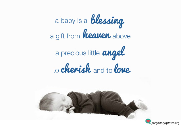 baby blessing sayings - photo #13