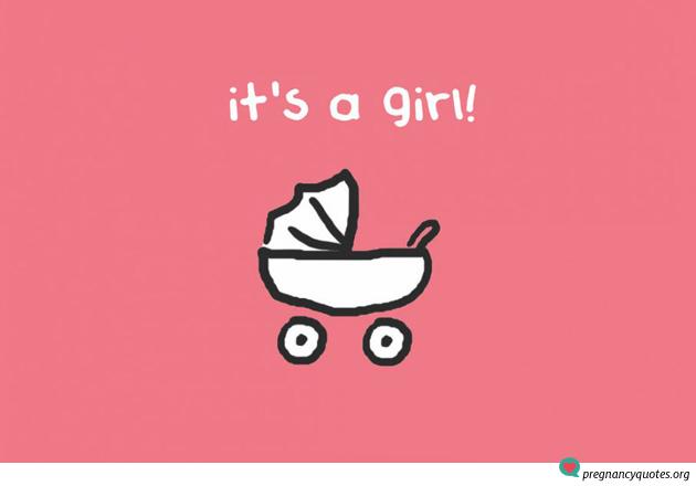 Its a girl pics