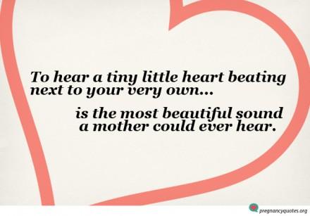 Little Heart Beating