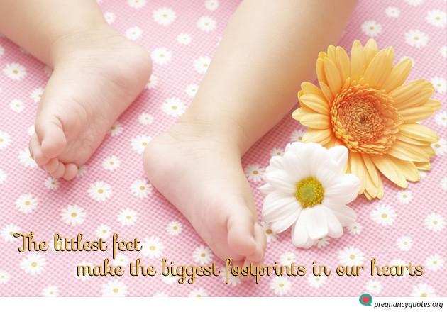 The Littlest Feet