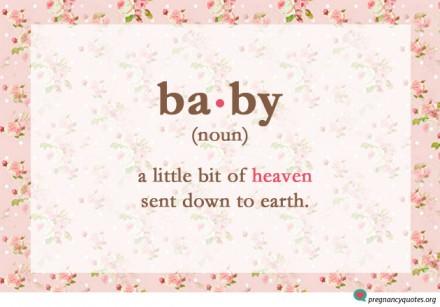 Baby (noun)