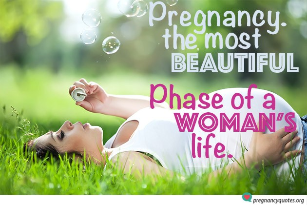Pregnancy: The most beautiful Phase of a Woman's Life
